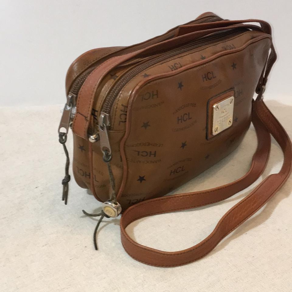 Hcl handcrafted leather goods -  Handcrafted Leathergoods Cross Body Bag