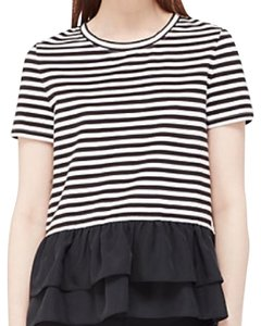 Kate Spade T Shirt black and white