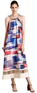 Multi Maxi Dress by Sachin + Babi Anthropologie Tie Dye Adjustable Strap Bohemian