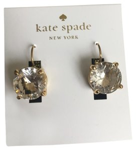 Kate Spade Small Square Leverbacks