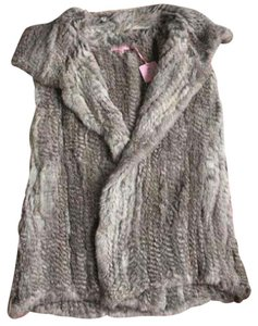 Calypso St. Barth Fur Chic Vest