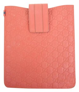 Gucci ( EXCELLENT - ) Guccissima iPad Case 61GGA2617
