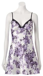 Apt. 9 short dress Lavender Chemise Slip Satin on Tradesy