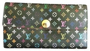 Louis Vuitton Louis Vuitton Multicolor Wallet