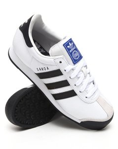adidas Sneakers Samoa Mes Mens Sneakers Black and white Athletic
