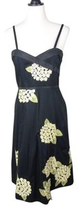 Odille Embroidered Sweet Heart Dress