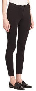 J Brand Liana Trouser Stretchy Skinny Pants Black