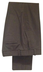 Brooks Brothers Business Casual Spring Summer Lucia Trouser Pants Brown / Tan