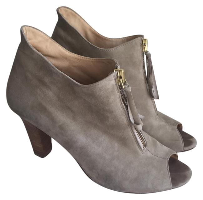 Item - Taupe Suede Topaz Boots/Booties Size US 10 Regular (M, B)