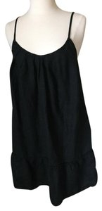 Gap short dress Black Beach Cotton on Tradesy