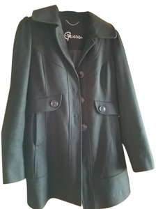 Guess Wool Winter Pea Coat