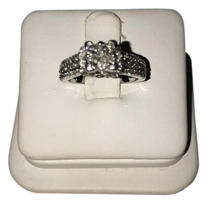 Other Diamond 14k white gold ring