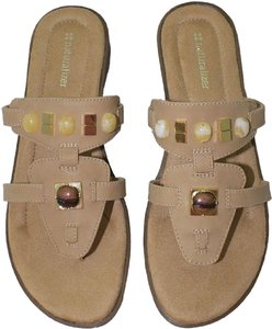 Naturalizer Nude Sandals