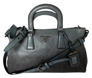 Prada Dust Cover Idcard Care Booklet Satchel in Ombre