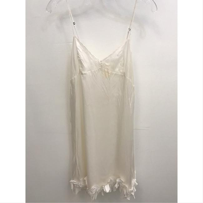 Rebecca Taylor short dress White Silk Floral Camisole on Tradesy Image 2
