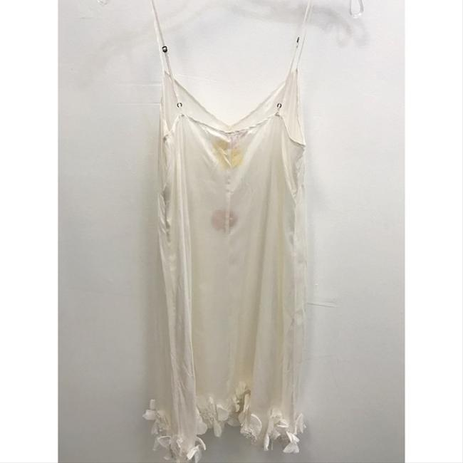 Rebecca Taylor short dress White Silk Floral Camisole on Tradesy Image 3