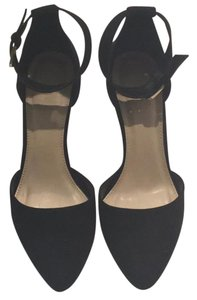 Forever 21 black Wedges