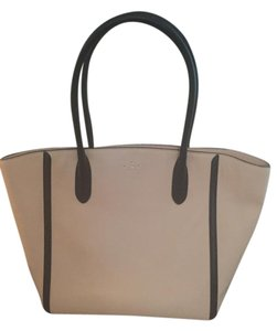 Kate Spade Tote in Pale Pink/Black