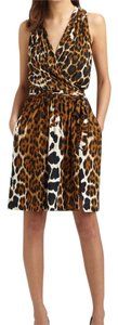 Robert Rodriguez short dress animal on Tradesy