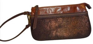 The Sak Wristlet in Brown