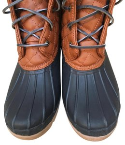 Sperry Duck Rain All Weather Navy Boots