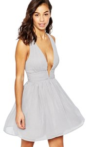Tave Decadence Open Back Low Cut Halter Dress