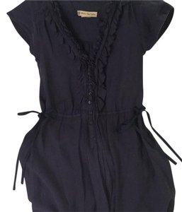 American Eagle Outfitters short dress navy on Tradesy