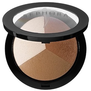 Sephora MicroSmooth Baked Sculpting Contour Trio 04 Sophisticated (Matte)