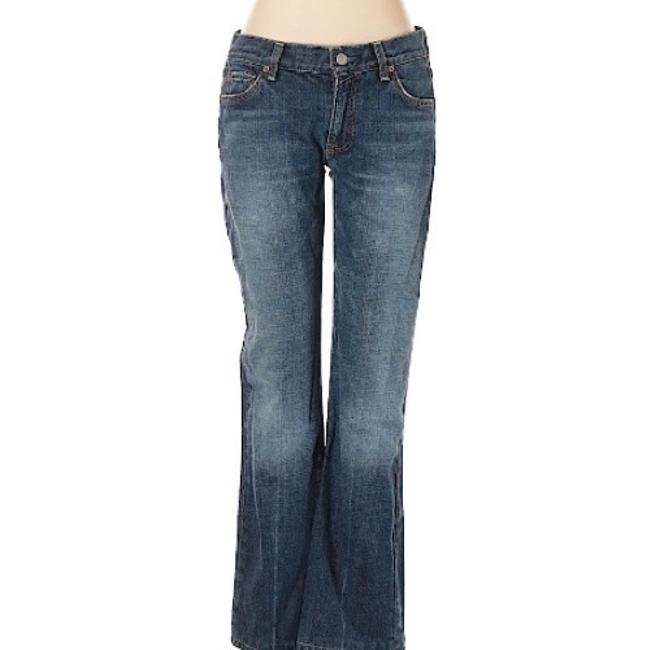 Citizens of Humanity Boot Cut Jeans-Distressed Image 1