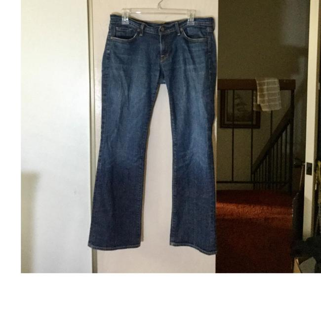 Citizens of Humanity Boot Cut Jeans-Distressed Image 2