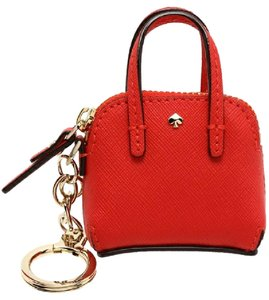 Kate Spade Kate Spade Red Maise Bag Keychain