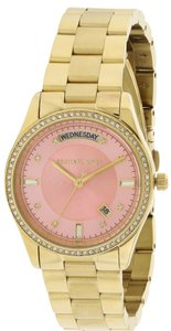 Michael Kors Michael Kors Colette Gold-Tone Ladies Watch MK6143