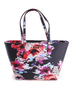 Kate Spade Dally Laurel Way Tote in Black