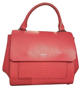 Guess Faux Leather Handbag Cross Body Bag