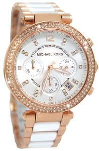Michael Kors Michael Kors Parker Two-Tone Ladies Watch MK5774