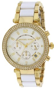 Michael Kors Michael Kors Parker Gold-Tone Ladies Watch MK6119