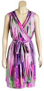 Catherine Malandrino short dress Multi-Color on Tradesy