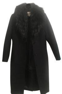 Reiss Fur Coat