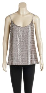 Samantha Treacy Top Silver