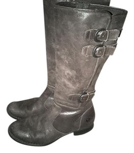 Børn Fashion Leather Comfortable Fall brown Boots