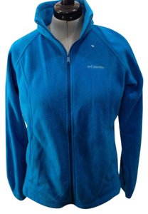 Columbia Sportswear Company bright blue Jacket