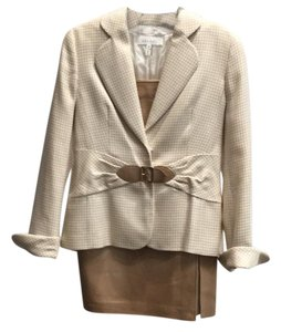 Escada Skirt suit that can be worn as separates.
