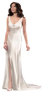 Maggie Sottero Discontinued Modern Vintage Maggie Sottero Dress. Wedding Dress