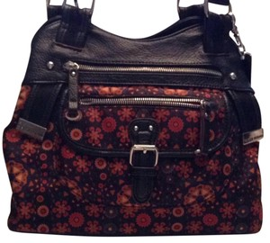 Tyler Rodan Tote in black, and multi