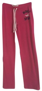 Hollister Baggy Pants Hot Pink