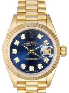 Rolex Rolex date just women's watch