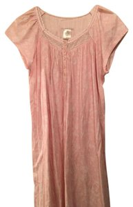 pink Maxi Dress by Komarov Night Gown Cotton