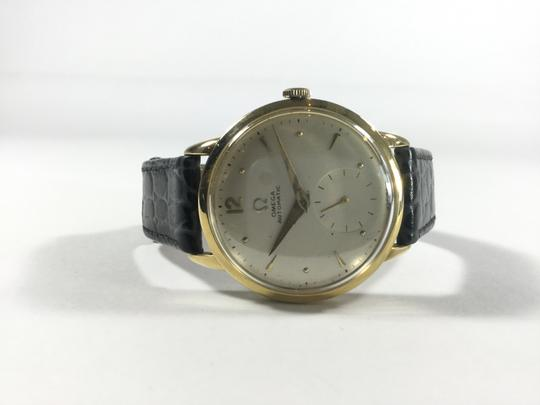 Omega Omega,Solid,14k,Yellow,Gold,Cal,342,Bumper,Automatic,Watch