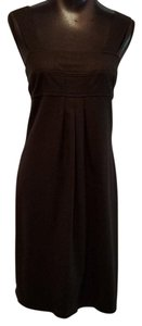 Vince Wool Sleeveless Jumper Wool Dress