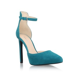Nine West Turquoise Blue Green Pumps